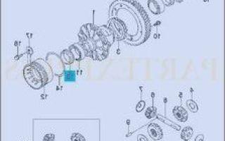 Сальник приводов на шевроле круз: замена