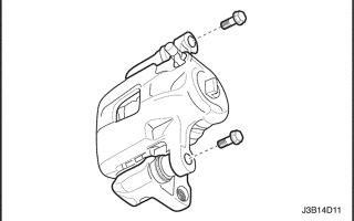 Суппорт шевроле лачетти: ремкомплект, замена направляющих
