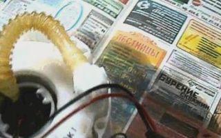 Топливный фильтр хендай солярис: где находится, замена