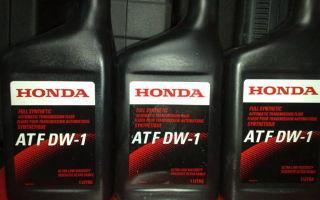 Хонда Аккорд 7 масло АКПП и МКПП: как проверить уровень и заменить жидкость