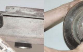 Тормозные диски на Нива Шевроле: выбор и замена