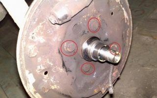 Тормозные диски на шкода октавия: выбор и замена