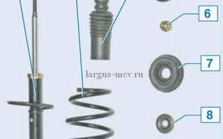 Тюнинг лада ларгус своими руками: подвески, кузова, двигателя
