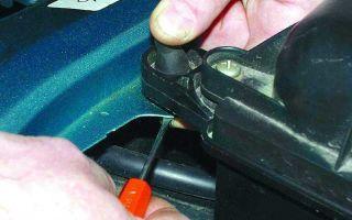 Воздушный фильтр ВАЗ 2112: где находится и как заменить