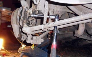 Ступичный подшипник шевроле лачетти: замена передней и задней ступицы