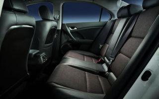 Комплектация Хонда Аккорд 7 Тypes и Еxecutive: характеристики