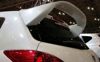 Тюнинг ниссан тиида своими руками: салона, кузова, двигателя