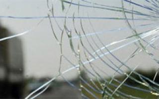Лобовое стекло на шевроле лачетти: замена