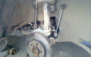 Передние стойки амортизатора на фольксваген поло: выбор и установка