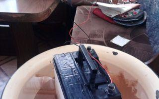 Аккумулятор ваз 2106: выбор и замена, что делать если сел