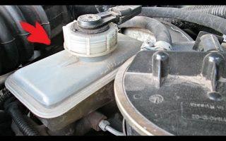 Тормозная жидкость на лада приора: выбор, замена