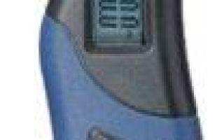 Манометры для измерения давления воздуха в шинах: как выбрать и отзывы