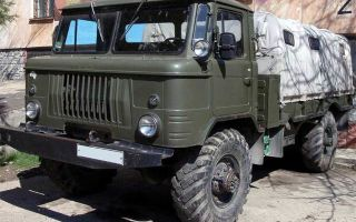 Тюнинг ГАЗ-66 своими руками: модернизация салона, двигателя и оптики