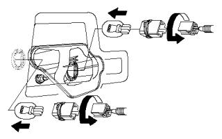 Лампы на Хонда Аккорд 7: габаритные, дальний и ближний свет, замена
