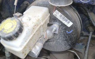 Тормозная жидкость рено дастер: выбор, замена