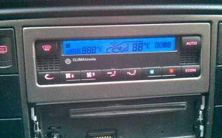 Датчик температуры Фольксваген Пассат В5: где находится и как заменить