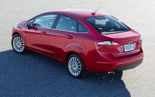 Комплектации Форд Фиеста: технические характеристики