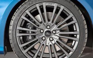 Шины на Форд Фокус 3: как выбрать, размеры и давление
