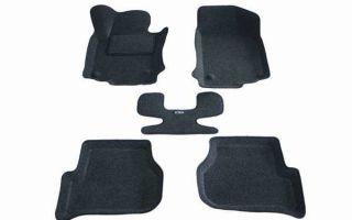 Коврики для Тойота Королла 150: в салон и в багажник