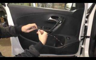 Задняя дверь фольксваген поло седан: замена