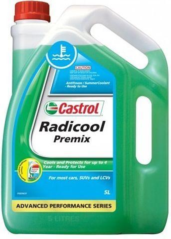 Антифриз castrol radicool nf: состав и цвет концентрата g11, свойства и характеристики жидкости для охлаждения