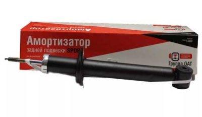 Стойка амортизатора на ВАЗ 2110: выбор и замена