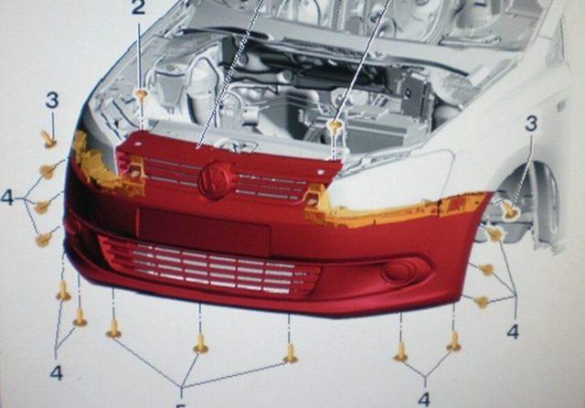 Замена двигателя Фольксваген Поло седан: ремонт