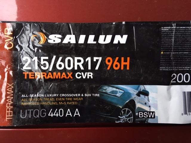 Шины sailun: размеры, тесты, отзывы владельцев