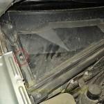 Салонный фильтр на Шевроле Нива: где находится, замена