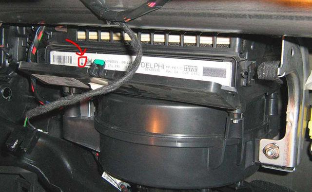 Воздушный фильтр Дэу Матиз: где находится, замена