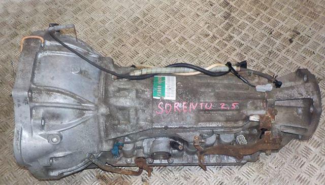 АКПП на Киа Соренто: расход топлива, проблемы
