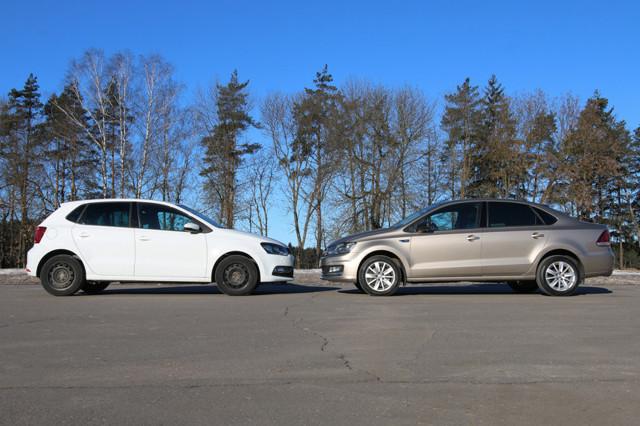 Что лучше Фольксваген Поло: сравнение с другими автомобилями