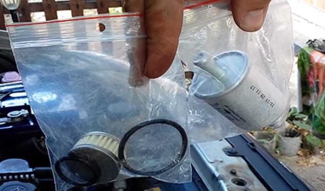Воздушный фильтр на Газель: где находится, замена