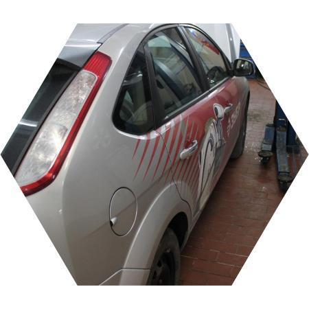 Шаровая опора на ford focus 3: выбор и замена