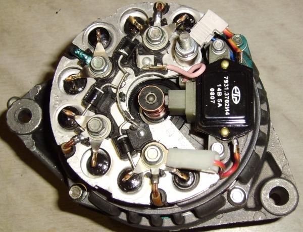 Генератор для ВАЗ 2110 или ВАЗ 2112: какой установлен, замена