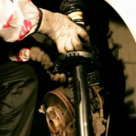 Подвеска на Фольксваген Поло: замена передней и задней подвески
