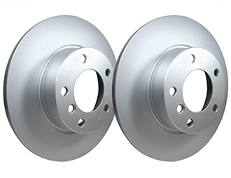 Тормозные диски на Мазда 6: выбор и замена