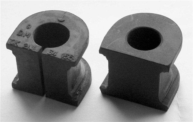 Втулки стабилизатора на Шевроле Круз: замена