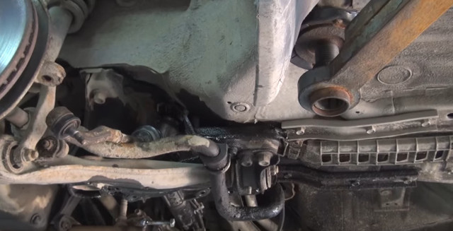 Рейка на Хонда Аккорд 7: ремонт, замена