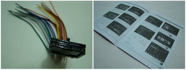 Магнитола и переходная рамка на Лансер 10: подключить, настроить