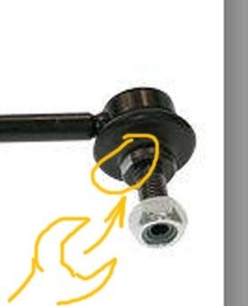 Стойки стабилизатора на Пежо 307: выбор и замена