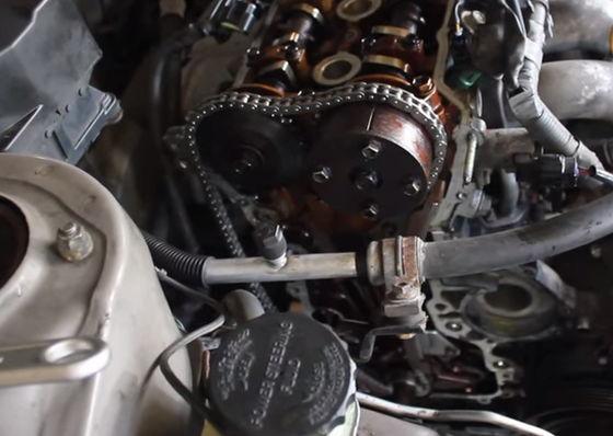Цепь грм на Тойота Камри 40: замена