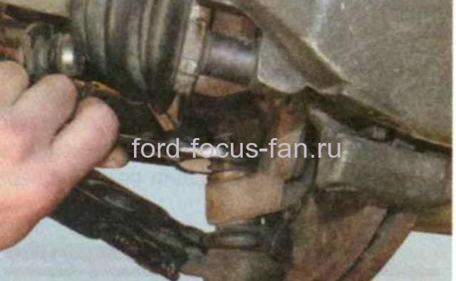Шаровая опора для Форд Фокус 2: выбор и замена