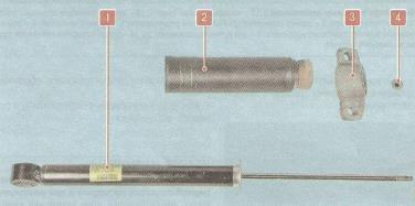 Передняя и задняя подвеска на Шевроле Круз: замена