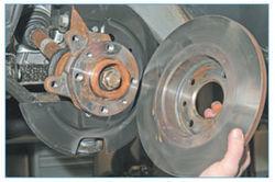 Тормозные диски на Рено Сандеро: выбор и замена