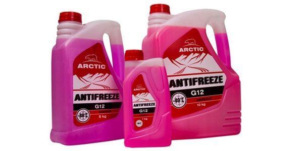 Антифриз g13: цвет концентрата, в чем разница между охлаждающей жидкостью g13 и g12