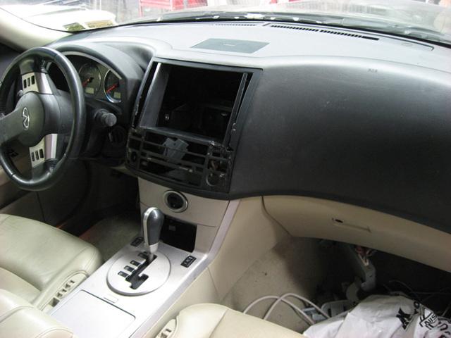 Тюнинг Инфинити ФХ35 своими руками: салона, двигателя, кузова