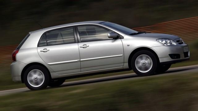 Тойота Королла 120: технические характеристики, отзывы