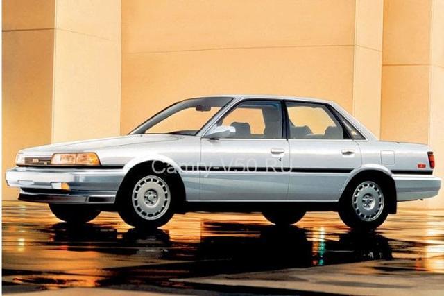 Тойота Камри 40: характеристики, габариты, годы выпуска, отзывы