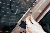 Обогрев заднего стекла на Митсубиси Лансер 10: что делать если не работает
